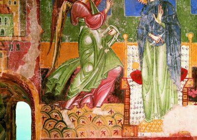 Fresken Burgkapelle Hocheppan